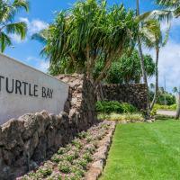 Turtle Bay West Studio with Loft apts, hotel in Kahuku