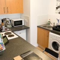 Glasgow City Centre Studio Apartment