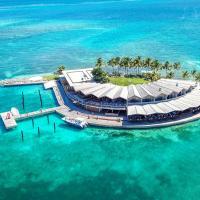 Saba Rock Resort, hotel in Spanish Town