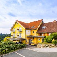 Golf & Therme Sonnenpension Frühstückshotel Burgauberg Stegersbach, Hotel in Stegersbach