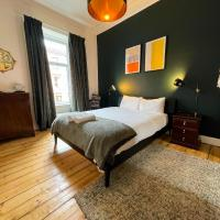 Glasgow West End Apartment - Botanic Gardens