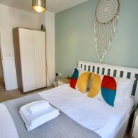 Lovely 2 bedroom flat in Bristol City Centre