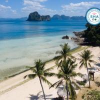 Thanya Beach Resort - SHA Plus, hotel in Ko Ngai