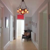 Traditional spacious flat in Glasgow Southside for COP26