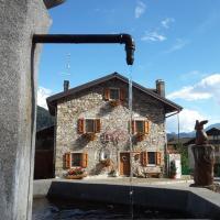 Casa all'antica fontana, hotel a Sùtrio