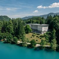 Vila Bled, hotel na Bledu