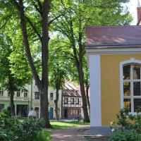 Apartment in der Altstadt, отель в городе Иккермюнде