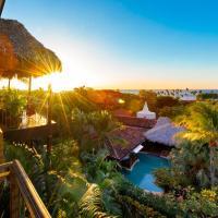 Jardin del Eden Boutique Hotel, hotel in Tamarindo
