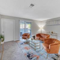 The Golden Stay - Relaxing Comfortable Condo in Sandy Springs! condo, hotel in Sandy Springs