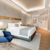 Resorts World Sentosa - Crockfords Tower (SG Clean), hotel in Sentosa Island, Singapore