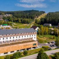 Hotel Element – hotel w mieście Lipno nad Vltavou