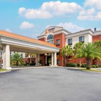 Comfort Suites Savannah North, hotel in Port Wentworth