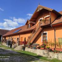 Apartmán pod Sříbrnou horou, hotel v destinaci Lhenice
