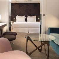 Hotel Dupond-Smith, hotel en Le Marais, París