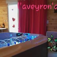 l'aveyron*air, hotel in Saint-Chély-d'Aubrac