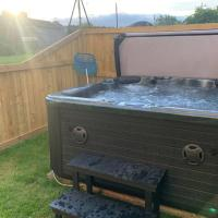 Countryside Annexe, with hottub, sleeps up to 5