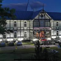 Hotel Palace Tivoli, hotel in Vysoké Tatry