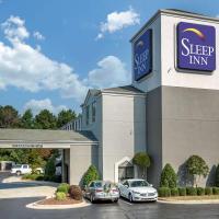 Sleep Inn Henderson I-85, hotel in Henderson