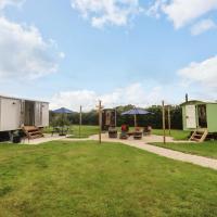 Two Hoots Huts, hotel in Faringdon