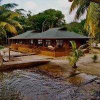 Vista Maravilla, Lujosa cabaña con playa privada rodeada de naturaleza