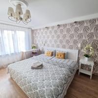 Kraslava 2 Bedroom Lux Apartments, hotel in Krāslava