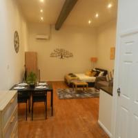 Luxury, Spacious City Center Studio w/ Air-con