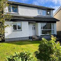 COP 26 detached house near Glasgow