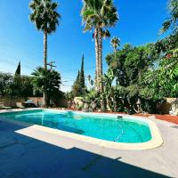 Luxurious 3BR 2BA House with Swimming Pool, hotel in Los Angeles