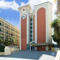 Palette Resort Myrtle Beach by OYO, hotel in Myrtle Beach