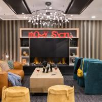 Moxy Sion, hotel in Sion