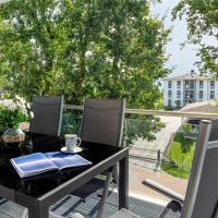 """Appartement """"Haffresidenz"""" 5-11, hotel near Heringsdorf Airport - HDF, Zirchow"""
