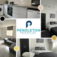 A hidden gem in the heart of Preston - 1 Bedroom Apartment by Pendleton Properties Short Lets & Serviced Accommodation Preston