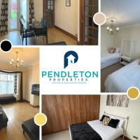 2 Bedroom House at Pendleton Properties Short Lets & Serviced Accommodation Southport - Stylish home in the beautiful resort of Southport