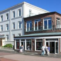 Hotel Westfalenhof, Hotel in Juist