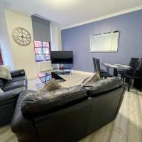 2BD Apartment in the City's Heart