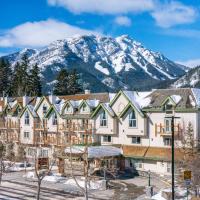 The Rundlestone Lodge, hotel in Banff