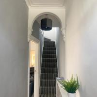 Spacious 2 bed terrace with on street parking