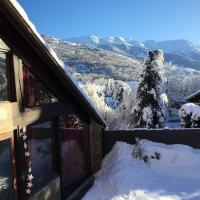 Chalet de 8 chambres a La Salle Les Alpes avec magnifique vue sur la montagne terrasse amenagee et WiFi