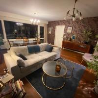 Luxurious duplex overlooking Brussels