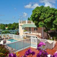 Poinsettia Villa Apartments, hotel in Castries
