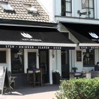 Herberg, Het Wapen van Tilburg, hotel in Tilburg