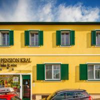 Pension Kral, hotel in Rust