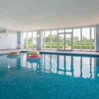 Grove Farm Bungalow with swimming pool Dallinghoo Air Manage Suffolk