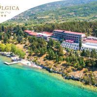 Inex Olgica Hotel & SPA, hotel em Ohrid