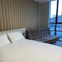 LUSSO Macclesfield Serviced Apartments