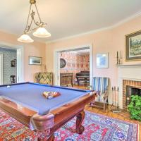 Lush Elkin Home with Porch Views and Pool Table, hotel in Elkin