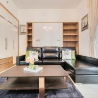 Spacious Studio at Glamz Residence Tower 1 Al Furjan by Deluxe Holiday Homes