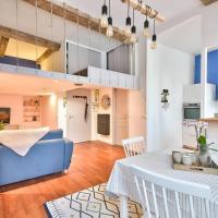 Superbe appartement mezzanine au cœur du Panier