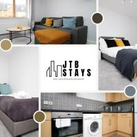 Fabulous 2 Bedroom Bedminster Apartment by JTB Stays Short Lets & Serviced Accommodation, Self Check-in and WiFi