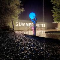 THE SUMMER SUITES & OPEN AIR ДЖАКУЗИ - всесезонный отель на море